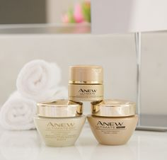 Our #1 selling anti-aging regimen just got better! Tell your customers about the new & improved Anew Ultimate skin care