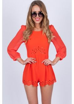<3 Playsuits all day