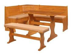 Breakfast Dining Room Bar Nook Table Bench Booth Kitchen Furniture Cushion Set  #Unbranded