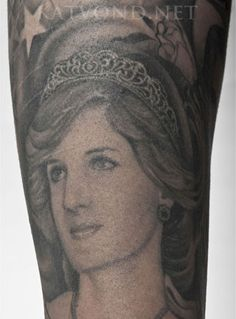 Kat Von D : Gallery : Tattoos