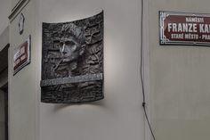 Pražský rodák Franz Kafka