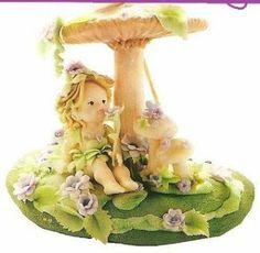 Fairy cake (step by step)