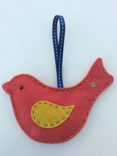 Items similar to Lavender filled hand embroidered felt bird - pink bird on Etsy Pink Bird, Felt Birds, Lavender, Hands, Colours, Trending Outfits, Unique Jewelry, Christmas Ornaments, Handmade Gifts