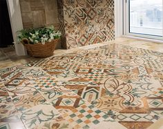 Напольная керамическая плитка Mainzu Verona 20x20 см. Купить в магазине плитки Санта-Керамика в Москве