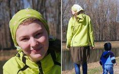 Muslimka Lenka: Kvůli víře mi vyhrožovali smrtí i členové rodiny. Někteří lidé to berou jako zradu vlasti Rain Jacket, Windbreaker, Fit, Jackets, Fashion, Down Jackets, Moda, Shape, Fashion Styles