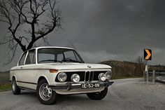 BMW 2002 -  The 2002 is a classic.