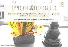 despedir el año con gratitud In Natura, Gratitude, Corona, Naturaleza, Plants