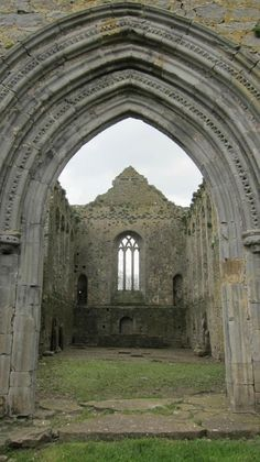 Athassel Priory - Tipperary, Ireland