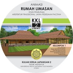 Universitas Widya Mataram Yogyakarta: Rumah Limasan _ Arsitektur Tradisional…
