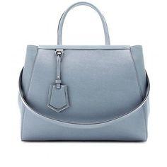 Fendi Sky 2Jours Medium Tote Bag