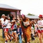 Summer Camp Parade Photo