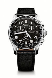 Pánske Hodinky Chrono Classic 241493 Swiss-made quartzový strojček ETA G10.211, Presnosť merania chronografu až 1/10 sekundy, tachymeter, priemer: ø 41 mm