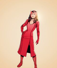 Scarlet Witch in Young Avengers (2013) #2