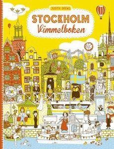 Stockholm Wimmelbuch by Judith Drews (Lilla Piratförlaget)