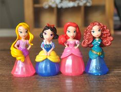 Disney-Princess-7pc-set-PVC-finger-Figures-toy-doll-Cake-Topper-Rapunzel-Jasmine - Ebay - $20.00 from China
