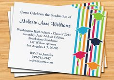 How to Create Cheap Graduation Party Invitations Free
