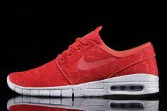 Nike SB Stefan Janoski Max Light Crimson Hitting Retailers