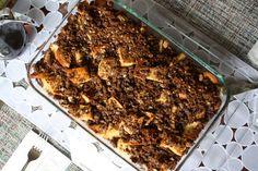 make-ahead french toast casserole