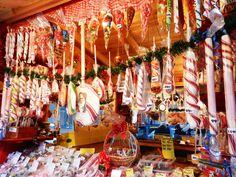 Christmas Market- Stockholm, Sweden