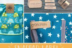 SnapPap Label selbermachen