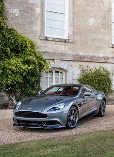Aston Martin Vanquish✖️Aston Martin✖️More Pins Like This of At FOSTERGINGER @ Pinterest✖️ #AstonMartin