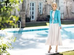 Tuğba Venn Spring Summer Collection #moda #hijab #turkishhijab
