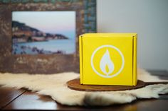 The October box is full of fun   Don't miss the affordable artisan candle subscription box   Non-Toxic (no parrafin), Lead-Free   #subscriptionbox #candlelover #octoberfun
