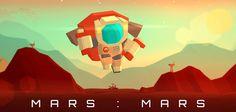Mars: Mars – un divertente gioco di abilità per iOS e Android