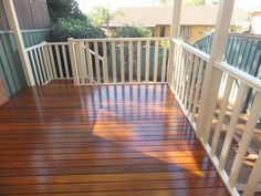 Intergrain Ultra Deck brings out the best of a Spotted Gum Deck