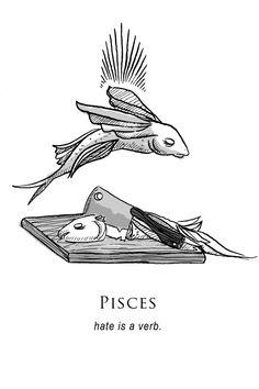 Pisces by Amrit Brar