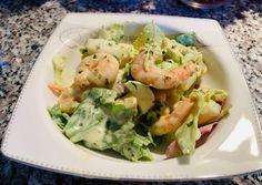 Fresh Rolls, Potato Salad, Shrimp, Food And Drink, Potatoes, Meat, Ethnic Recipes, Potato