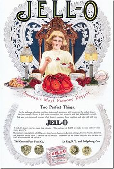 Jello advert.