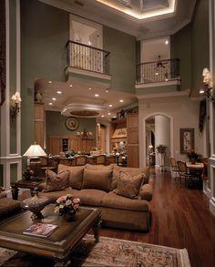 Indoor Balconies!! - Plan 047D-0215 | houseplansandmore.com