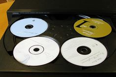 People In Their Thirties Can't Stop Hoarding CDs