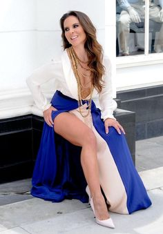 Kate Del Castillo Actress | Kate del Castillo, imponente durante shooting en Beverly Hills