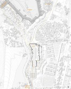 Cruz y Ortiz Arquitectos · Atrio de la Alhambra