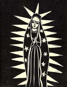 Nuestra Señora de Guadalupe by Scott-S, via Flickr