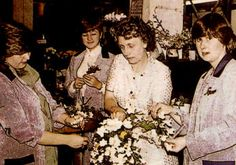 Flowers For Royal Weddings Making Diana S Bouquet Princess Pinterest And