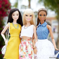 Time for Sunday brunch, tag your brunching bestie!  #barbie #barbiestyle