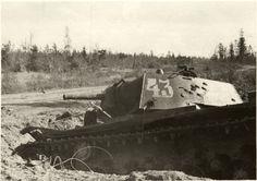 Советский тяжёлый танк KV-8