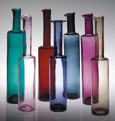 Bottle vases by Nanny Still