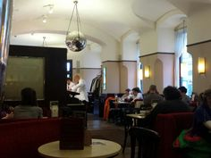 Café Museum. Operngasse 7, 1010, a good Piece of  Vienna. Adolf Loos, nice waiters and people. good spirits. lovely food.