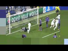 Malaga vs Oporto 2-0  #Champions League 2013 #TodoslosGoles, 13/03/2013