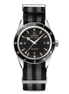 """""""SPECTRE"""" Limited Edition Omega Master Co-Axial 41mm"""