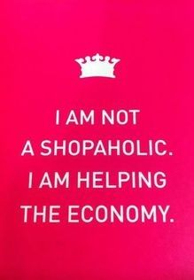 """I am not a Shopaholic. I am helping the economy!  """"Trendy, Unique and Affordable"""" - That is the main philosophy at Bling Boutique in Milford, MI!  Stop by our store to find some fashionable items that will spice up your wardrobe!  Visit www.downtownbling.com or call (248)  685-8449 for more information!"""