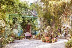 rustic, romantic - Small Hotel - Finca Belon, Alicante, Spain