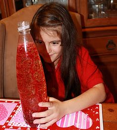 """create your own """"lava"""" lamp"""