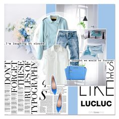 """""""# I/7 Lucluc"""" by lucky-1990 ❤ liked on Polyvore featuring MICHAEL Michael Kors and polyvoreeditorial"""
