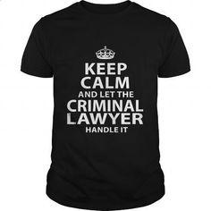 CRIMINAL-LAWYER #shirt #clothing. GET YOURS => https://www.sunfrog.com/LifeStyle/CRIMINAL-LAWYER-119031584-Black-Guys.html?60505