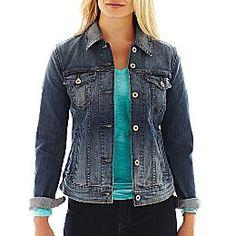 87eaaeff7 Levi s jacket at JCP Levi Denim Jacket